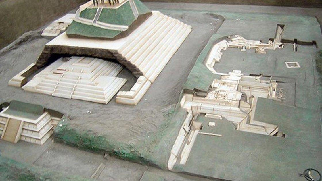 пирамида Тлачиуальтепетль  5