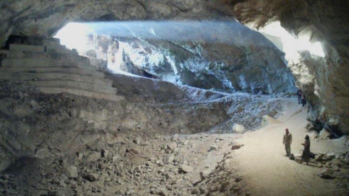 пещера давели3