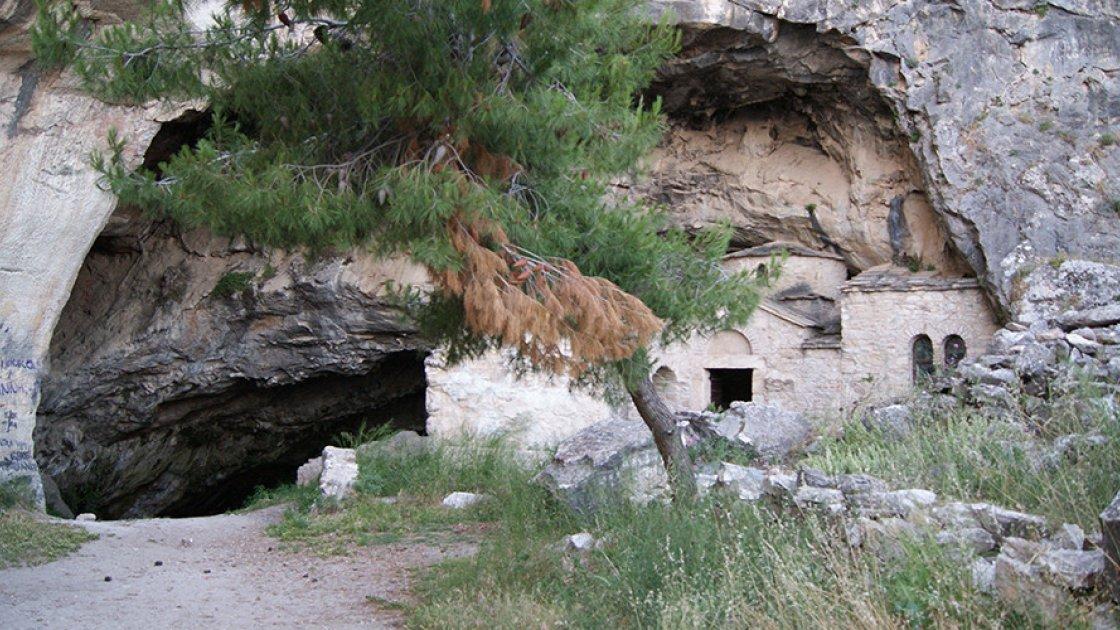 пещера давели1