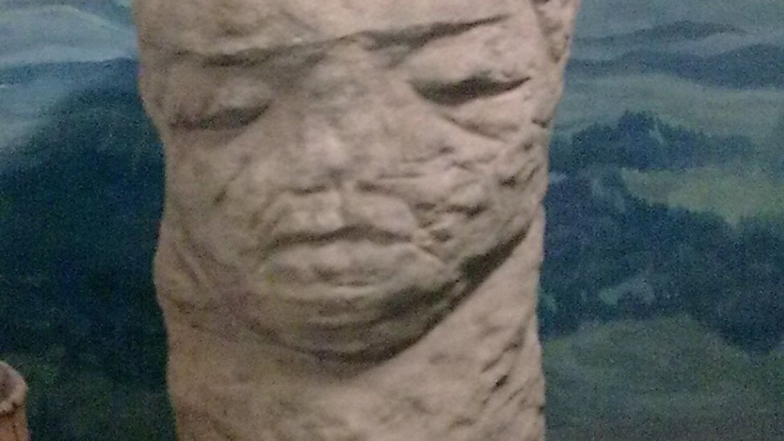 Шкловский идол 1