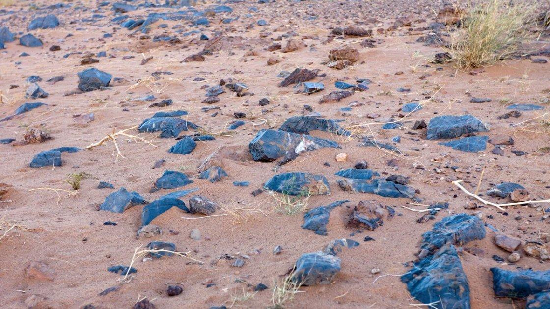 """""""Голубые камни"""" Ришата"""