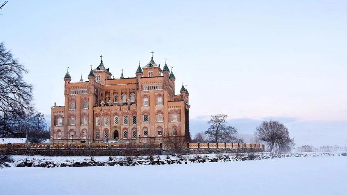 Замок Стора Сундбю, Швеция