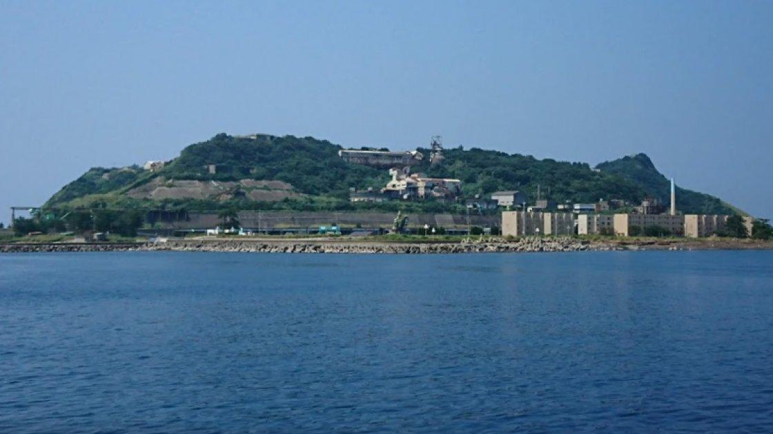 Японский остров Икэсима
