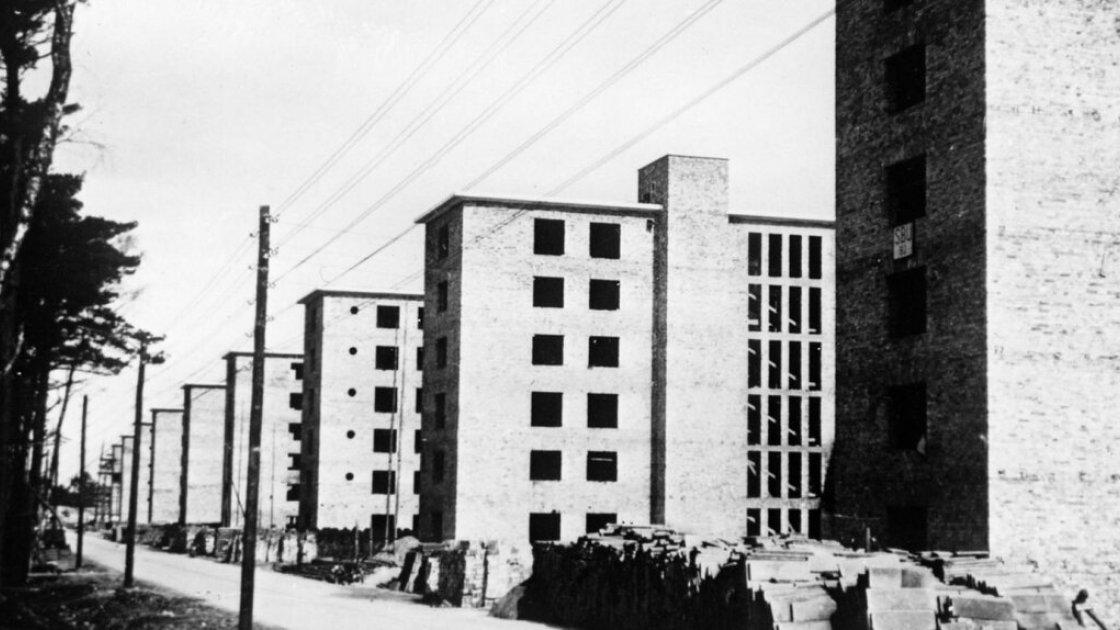 Как Гитлер строил самый длинный дом Германии и что здесь сейчас