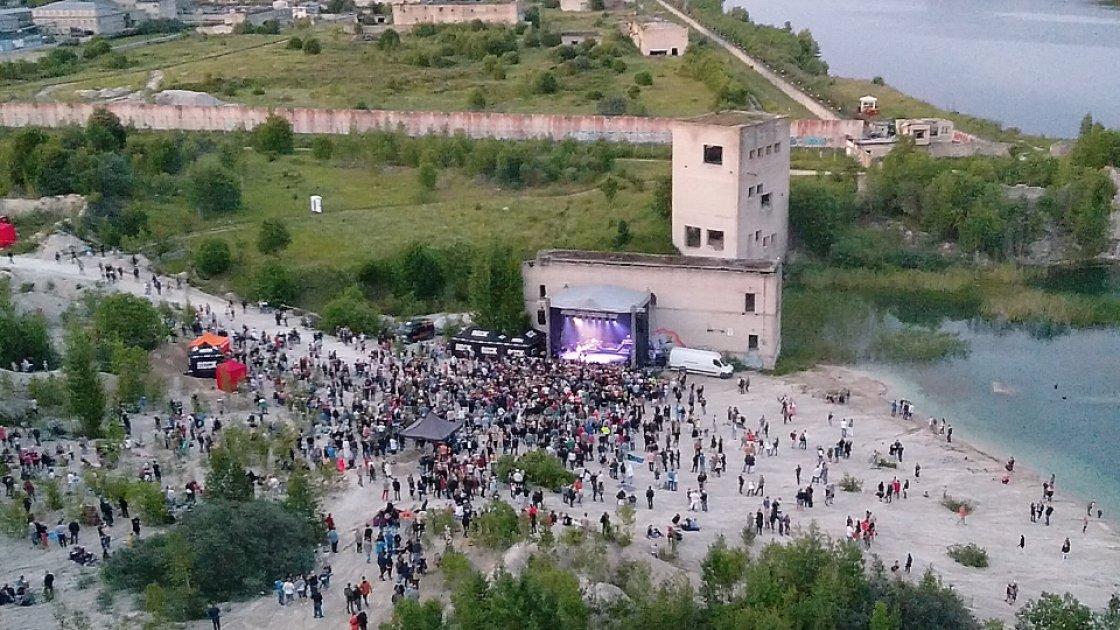 У стен тюрьмы Румму даже проводили музыкальные фестивали