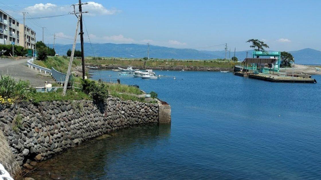 То, что было озером Кагами-Ике