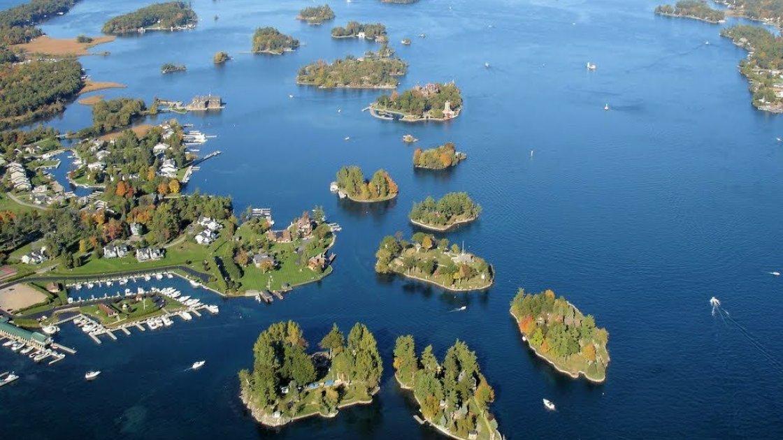 """""""Тысяча островов"""" - можно сказать, небольшой фрагмент"""