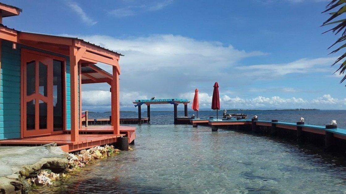 Хорошее место для прогулок по воде