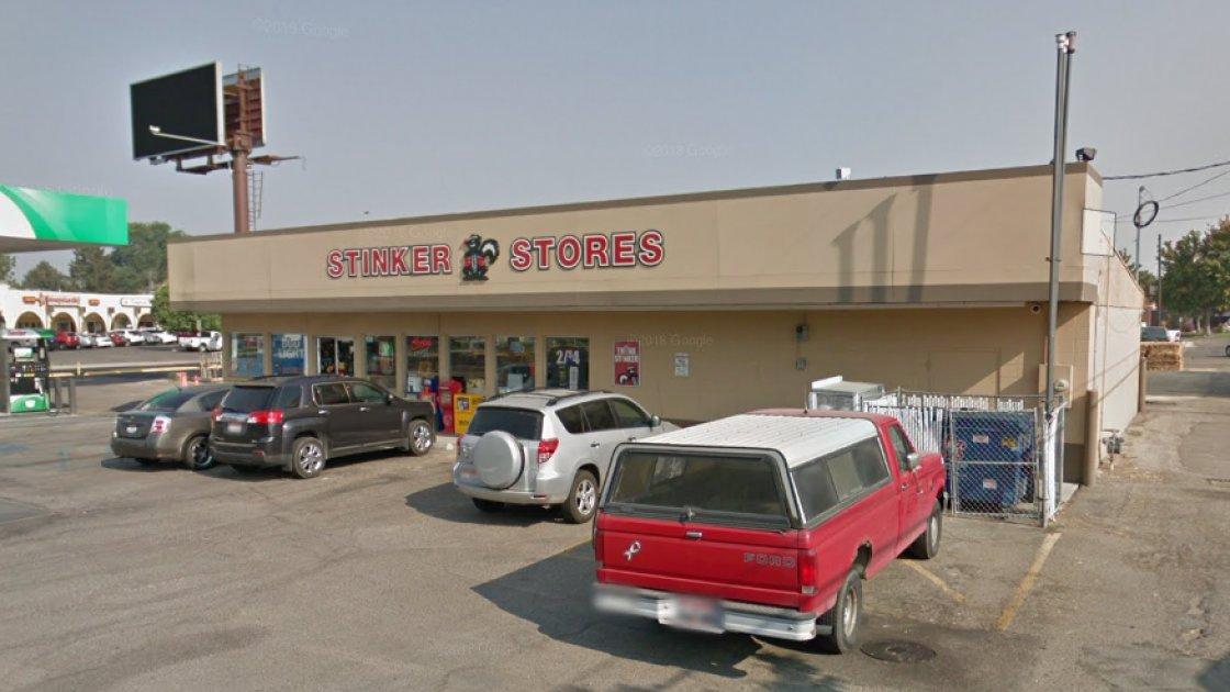 Современный Stinker Stores